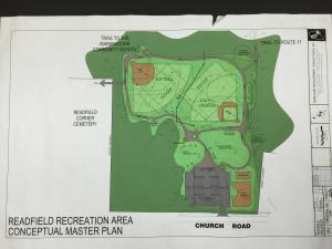 The proposal for the Fairgrounds property