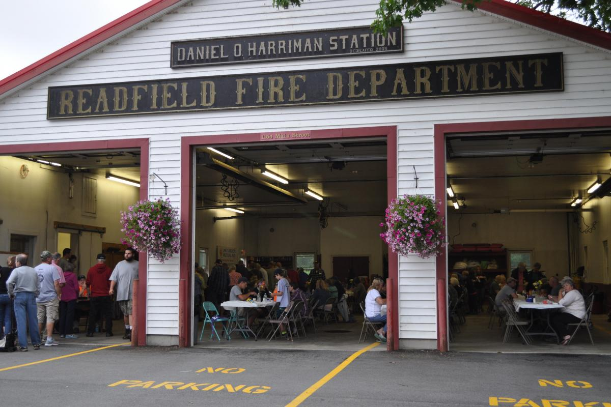 The Station - Fire Associations 2016 Bean Hole Supper 8/13/2016